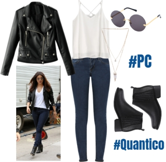 PC's Quantico Fierce Look