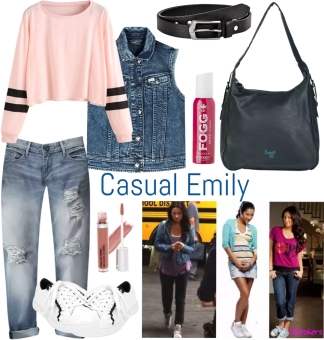 Casual ft. Emily Fields