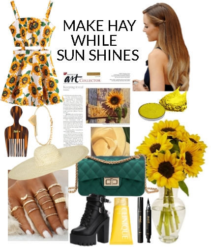 Shine Like Sunflower