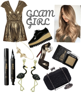 Glam game on