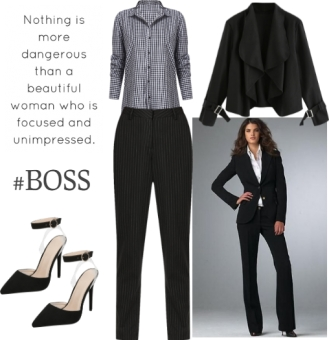 Dress Up Like a Boss