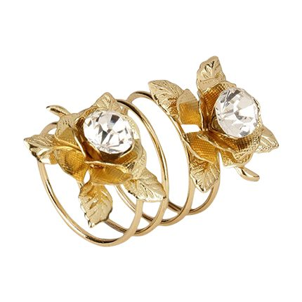 buy Floral Ring at Rs. 500 sold by Koovs