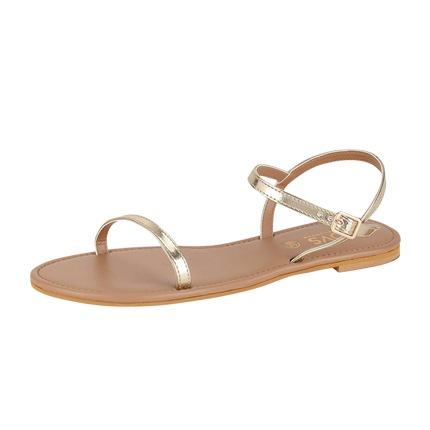 Buy Barely There Flat Sandals in 2020