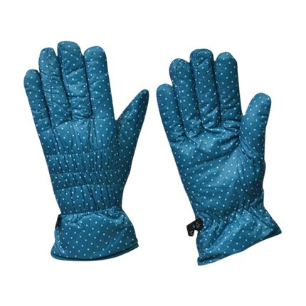 buy ELSON Polka Print Winter Women's Gloves at Rs. 501 sold by Flipkart