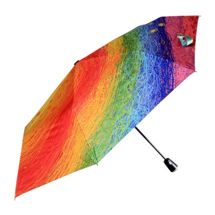 buy JOHNS Unisex 2 Fold Topmatic Umbrella at Rs. 1,200 sold by Shoppers Stop