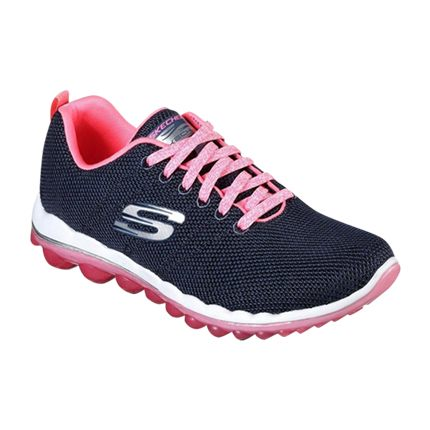 Buy SKECHERS Womens Mesh Lace Up Sports