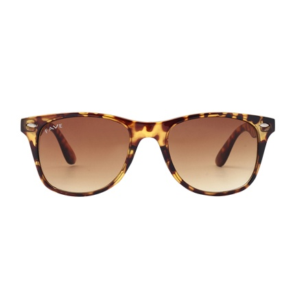 buy Fave Brown Gradient Retro Square Sunglasses for Men and Women at Rs. 568 sold by Coolwinks