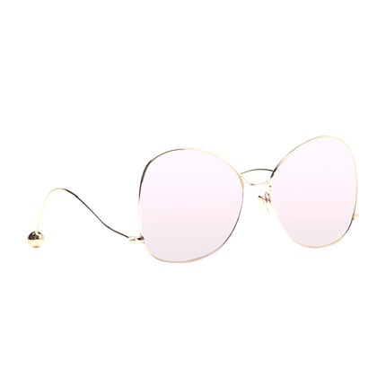 b45453952e2 Explore latest JRS FIRST Pink Mirror Butterfly Sunglasses for Women ...
