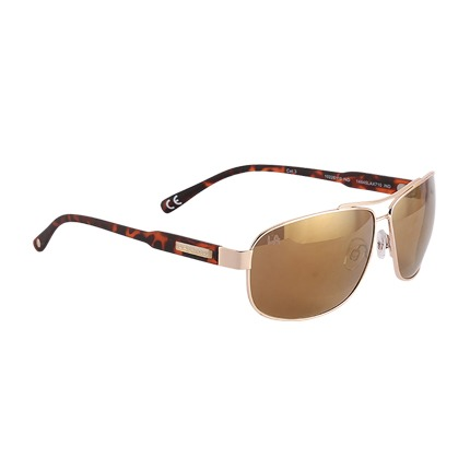 buy LA Express Brown UV Protected Oval Sunglasses for Men and Women at Rs. 453 sold by Coolwinks
