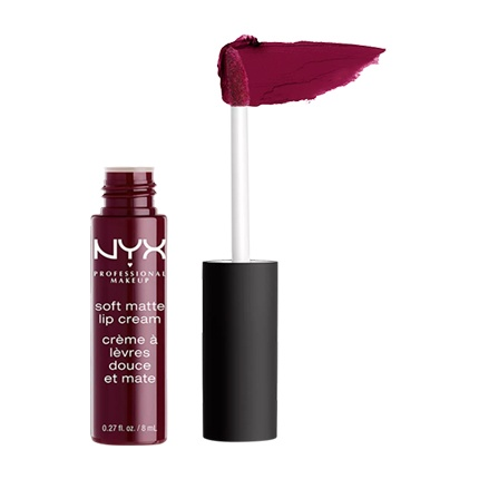 buy NYX Professional Makeup Soft Matte Lip Cream at Rs. 480 sold by Nykaa