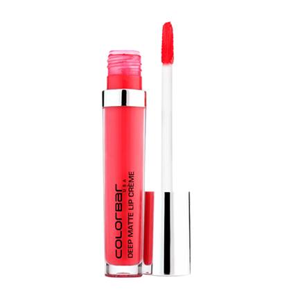 buy Colorbar Deep Matte Lip Creme at Rs. 669 sold by Nykaa