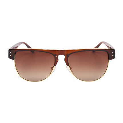 buy STOL'N UV-Protected Clubmaster Sunglasses at Rs. 1,295 sold by Ajio