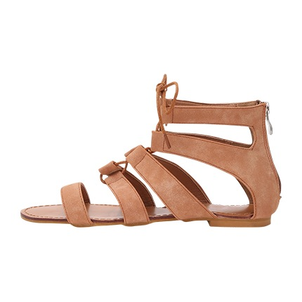 dd3a0f6f7e8 Explore latest Peep Toe Caged Cut Out Gladiator Sandals at Rs. 1