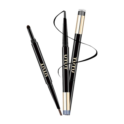 buy Eyebrow Pencil Pen + Eye Brow Powder Stick Brush at Rs. 340 sold by Aliexpress