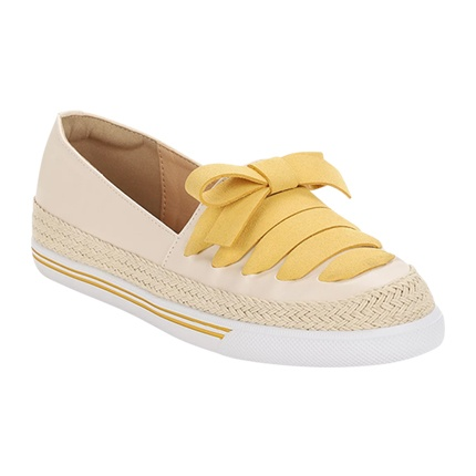 buy Take A Step Ahead Yellow Casual Shoes at Rs. 1,680 sold by LuluAndSky