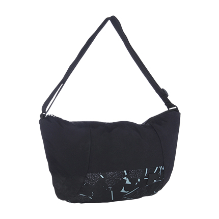 buy Puma Black Dazzle Small Hobo Bag at Rs. 1,001 sold by Jabong