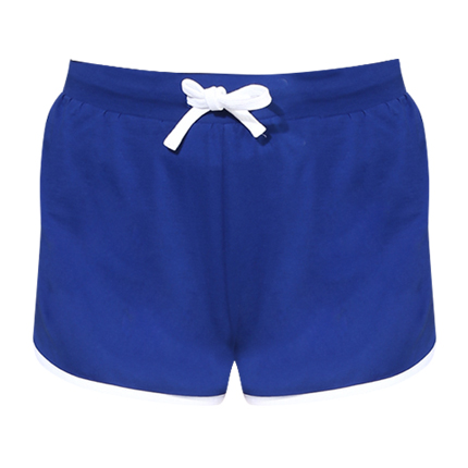 buy Blue Solid Shorts at Rs. 791 sold by Jabong