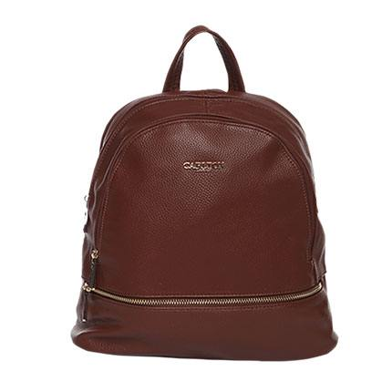 buy Brown Backpack at Rs. 2,798 sold by Jabong