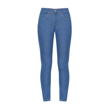 buy Roadster Blue Solid Skinny Fit Mid Rise Jeans at Rs. 781 sold by Jabong
