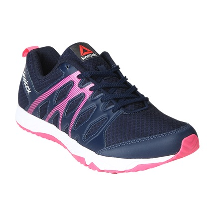 buy Arcade Navy Blue Running Shoes at Rs. 2,401 sold by Jabong