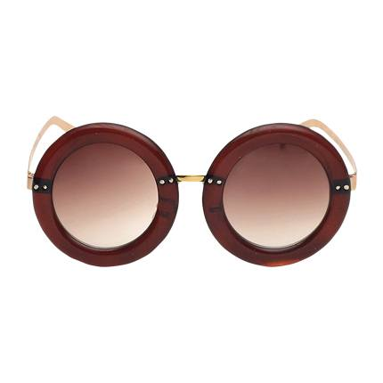 buy Round Sunglasses at Rs. 601 sold by Jabong