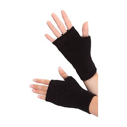 buy Romano Women's Winter Wool Half Finger Gloves at Rs. 201 sold by Amazon