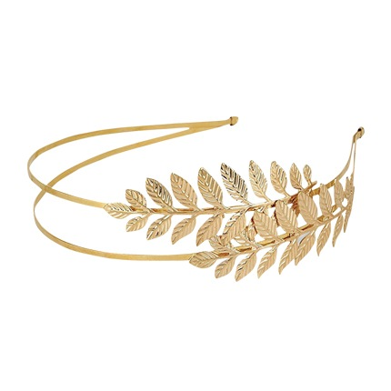 buy Zelin Fashion Leaf Style Hairband (HB056) at Rs. 331 sold by Amazon