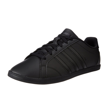 timeless design d7f22 ffd9b adidas neo Womens VS Coneo QT W Leather Sneakers