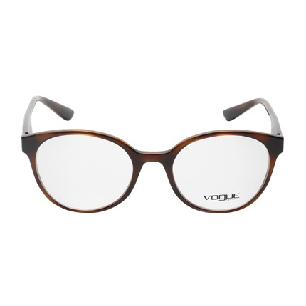 buy vogue Women Brown Printed Round Frames 0VO5104238651 at Rs. 5,591 sold by Myntra