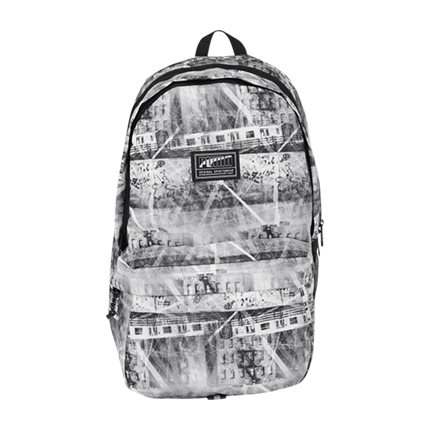 87e40c23d99f buy Puma Unisex White   Black Graphic Academy IND Backpack at Rs. 2