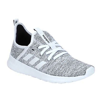 Buy Adidas Cloudfoam Pure White Running