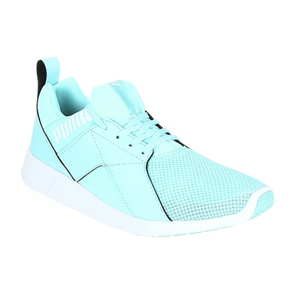 Style and compare Puma Zod Runner Idp Turquoise Running Shoes ...