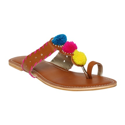 Women Multicoloured Solid Leather
