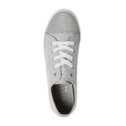 Mast \u0026amp; Harbour Women Grey Sneakers